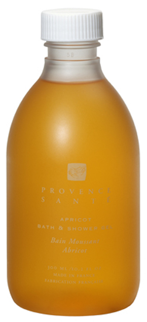 Bath shower gel softening Apricot